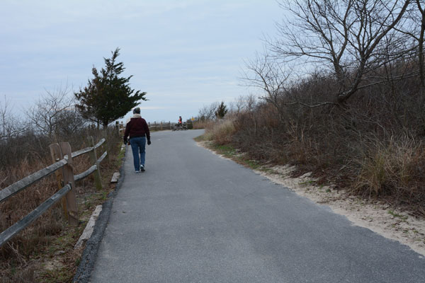 First Walk at Cape Henlopen